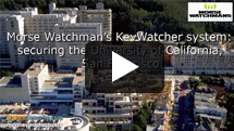 Morse Watchmans Key Control in Action at the University of California San Francisco