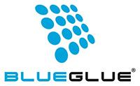 (Blue Glue Logo)